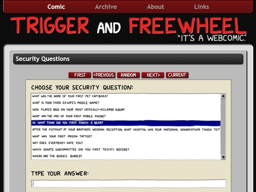 Trigger and Freewheel CMS